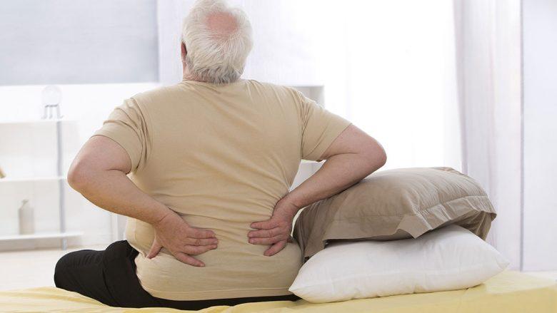 Nëse humbisni peshë, mund t'i largoni dhimbjet tjera trupore