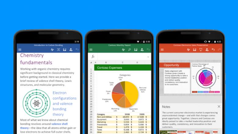 Excel për Android tani mundëson konvertimin e fotove në tabela