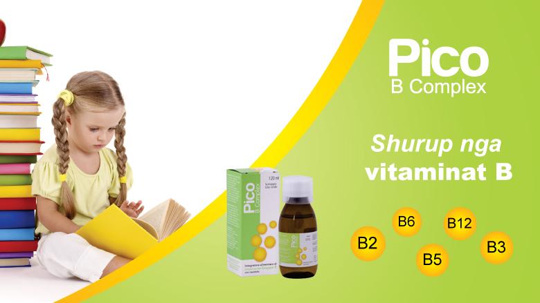 Pse është e rëndësishme kompleksi i Vitaminës B për fëmijët?