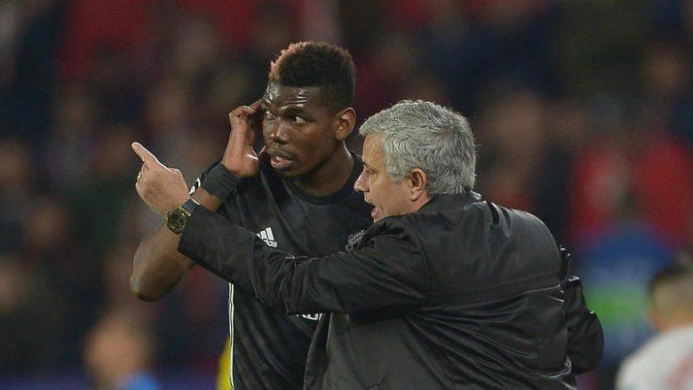 Pogba vs Mourinho – kush duhet të qëndrojë e kush të largohet nga Unitedi?