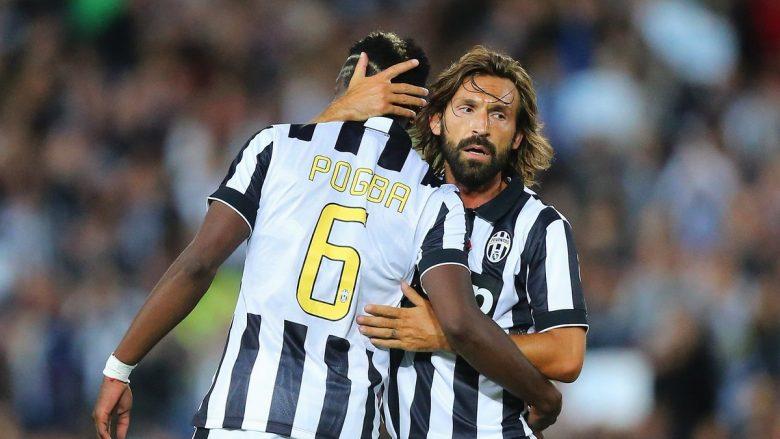 Pirlo: Juventusi klub i madh dhe me histori, Pogba mund të kthehet