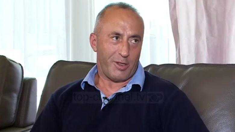 Ramush Haradinaj (Foto: Top Channel)