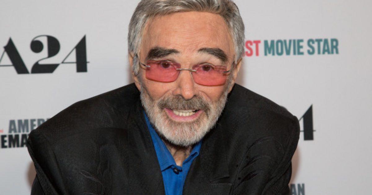 Vdes ikona e Hollywoodit, Burt Reynolds
