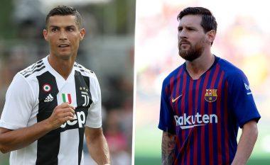 Messi: Reali më pak të fortë pa Ronaldon, Juventusi tani favorit i qartë për Ligën e Kampionëve