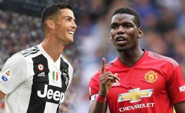 Pogba njofton Unitedin, dëshiron të kthehet te Juventusi dhe të luajë me Ronaldon