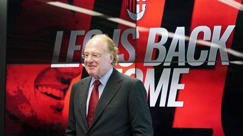 Presidenti i Milanit, Scaroni: Liga e Kampionëve më e rëndësishme se Scudetto