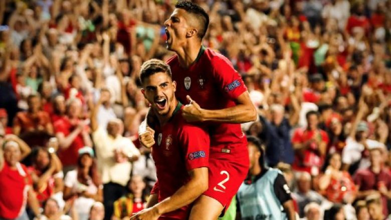 Andre Silva (Foto: Twitetr B/R Football)