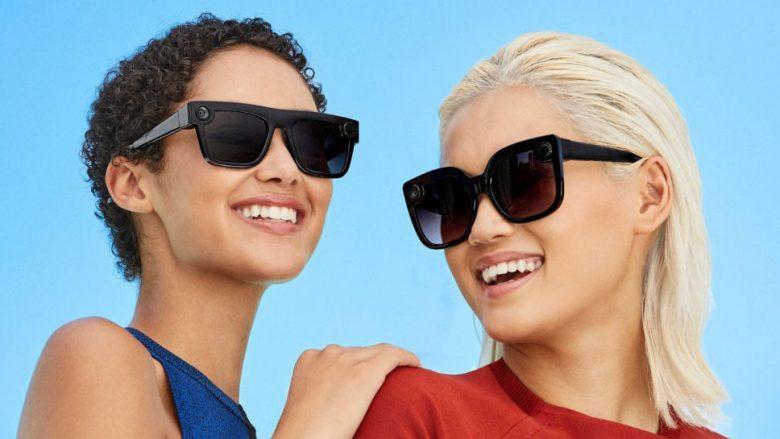 Snapchat sjell modele të reja të syzeve incizuese, Spectacles 2