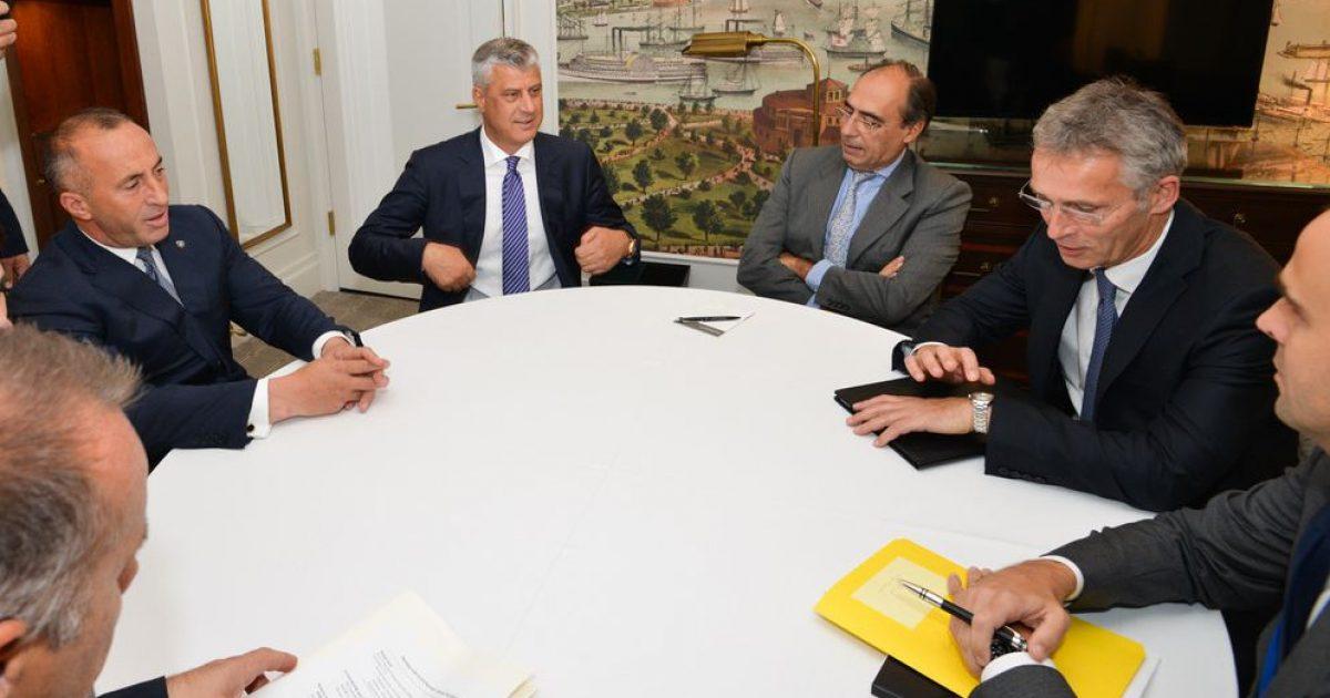 Stoltenberg: NATO do të vazhdojë përkrahjen për Kosovën