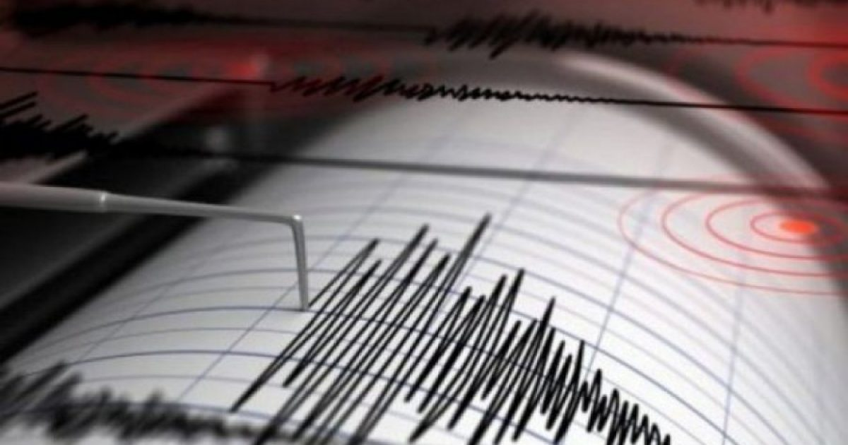 Tërmet i lehtë në Shqipëri