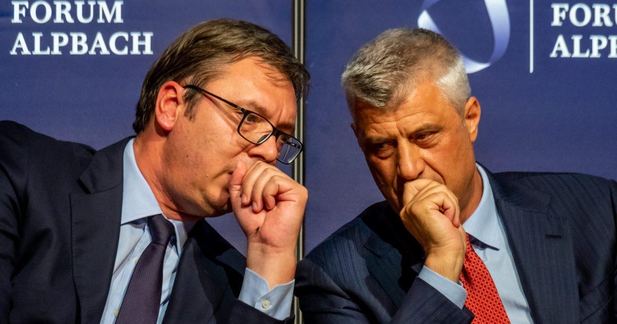 Caplan: Ndryshimi i negociuar i kufijve mund të normalizojë raportet Kosovë-Serbi