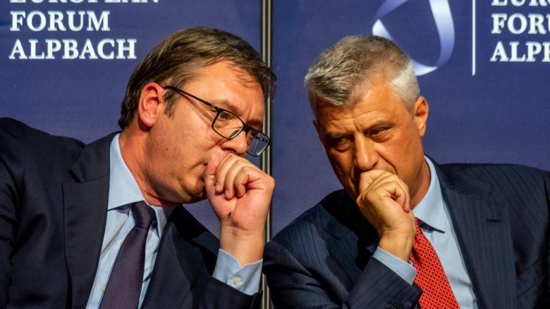 """Thaçi e Vuçiqi në shtator """"i hapin letrat"""""""