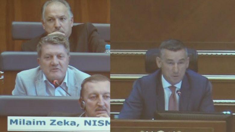 Zeka – Veselit: Nuk hamë krunde të Novi Sadit, Agjencioni Antikorrupsion shantazhon njerëzit