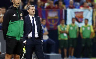 Valverde: Ky është futbolli - kontrolluam ndeshjen, por ata ditën si të na lëndojnë
