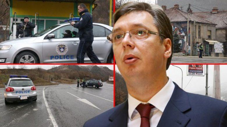 Hoti: Policia e Kosovës e përcjell eskortën e Vuçiqit