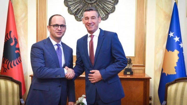 Veseli takon Bushatin: Sovraniteti dhe integriteti territorial i Kosovës janë të pacenueshme