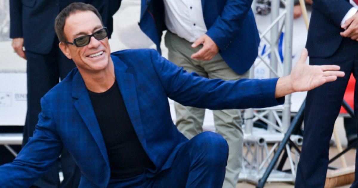 """Jean-Claude Van Damme bëhet me yll në """"Walk of Fame"""" të Belgjikës"""