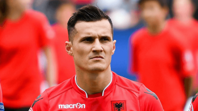 Picture of Granit  Xhaka Brother, called Taulant