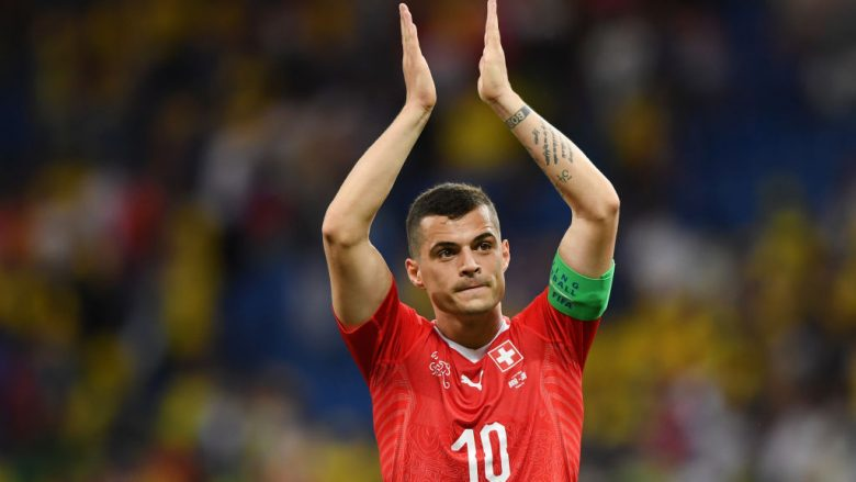 Granit Xhaka (Foto: Getty Images)
