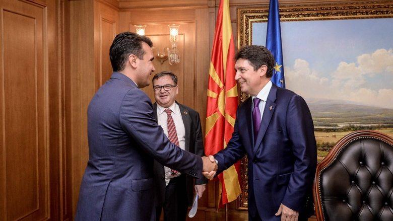 Zaev-Cadic: Presim sukses në referendumin e 30 shtatorit