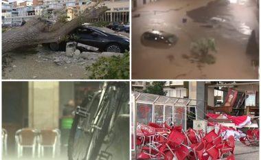 Përmbytjet prekin pjesën jugore të Francës, raportohet për gjashtë të vdekur (Video)