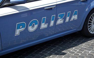 Policia italiane kap serbin që kishte kryer shumë vjedhje në argjendari dhe lokale tjera - për t'u futur brenda kishte hapur gropa nëpër dysheme (Video)