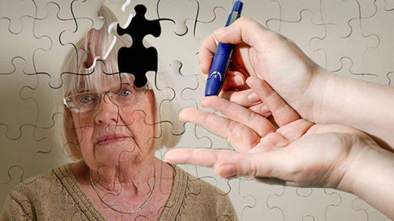 Sheqeri në gjak mund ta rrisë mundësinë e demencës