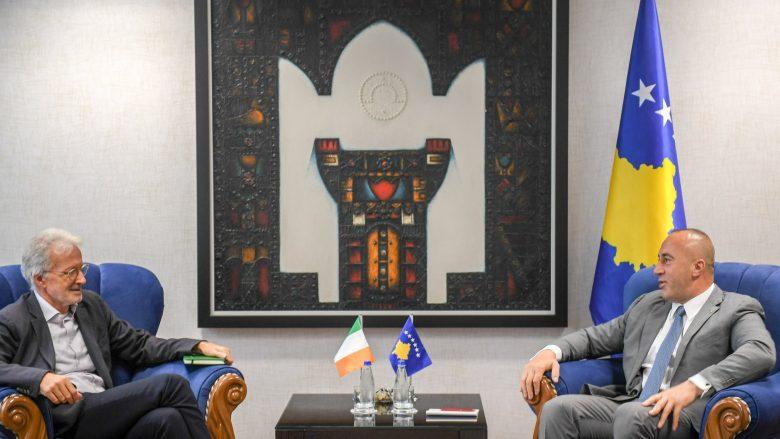 Haradinaj takon O'Reilly, flasin për zhvillimet aktuale në Kosovë