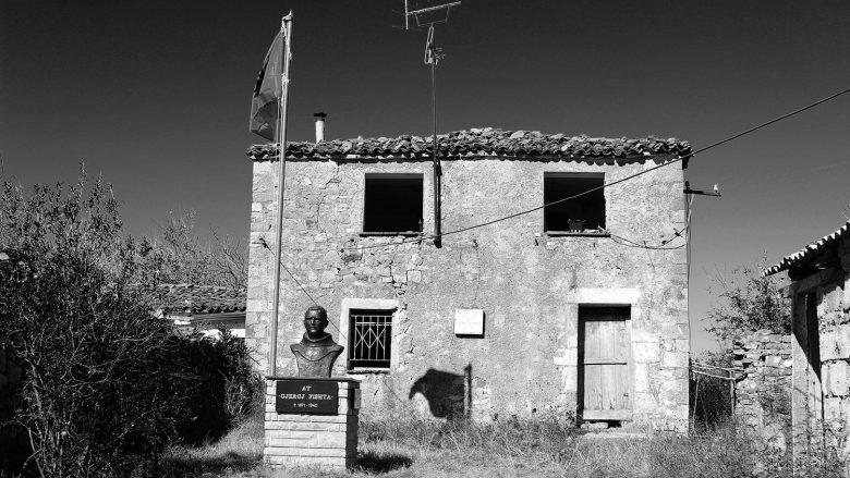 Shtëpia e Gjergj Fishtës (Foto: A. Sh.)