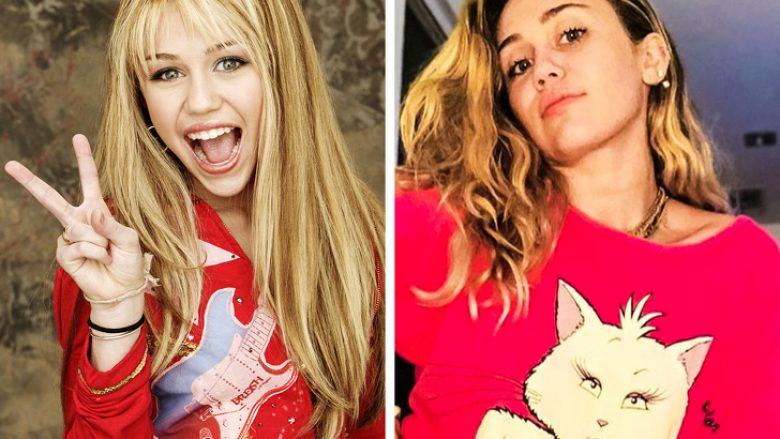 "12. Miley Cyrus — Hannah Stewart, filmi ""Hannah Montana"""