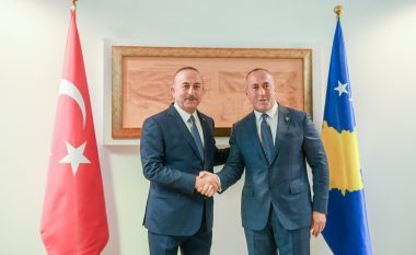 Haradinaj: Turqia mbetet partner strategjik i Kosovës