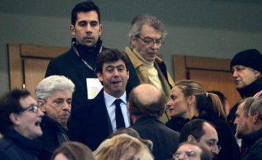 Agnelli mbështet Morattin për president të Federatës Italiane të Futbollit