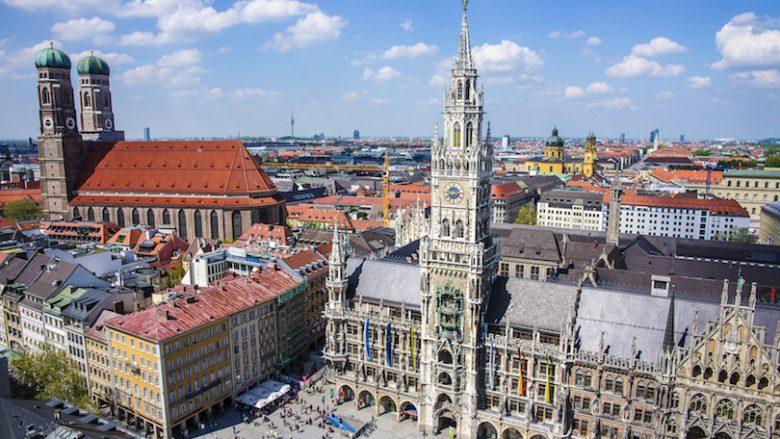 Vendet më të mira për t'i vizituar në Gjermani - Telegrafi
