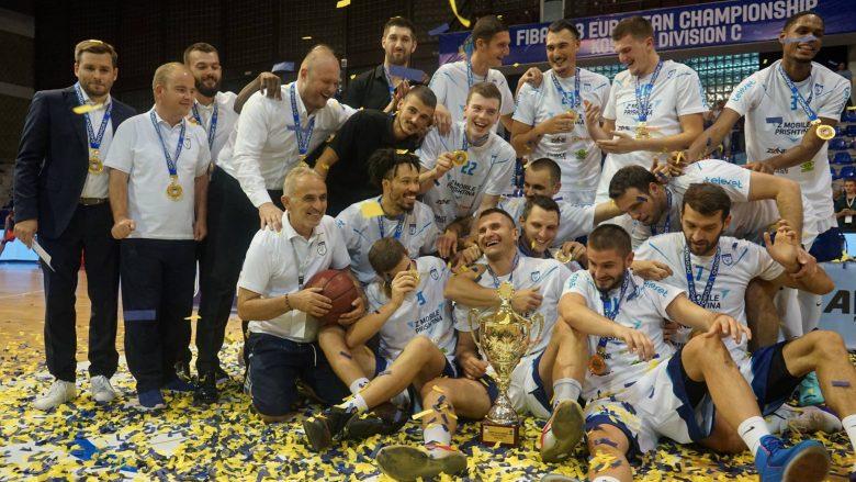 Prishtina mëson kundërshtarët në FIBA Europe Cup