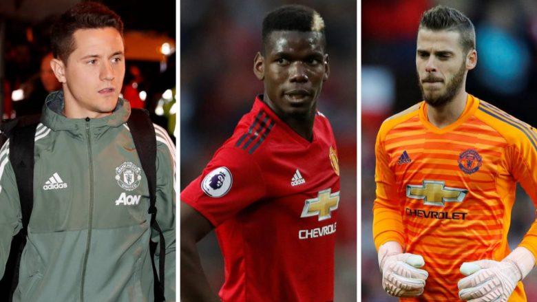 Eksod nga Manchester Unitedi, 10 lojtarë mund të largohen