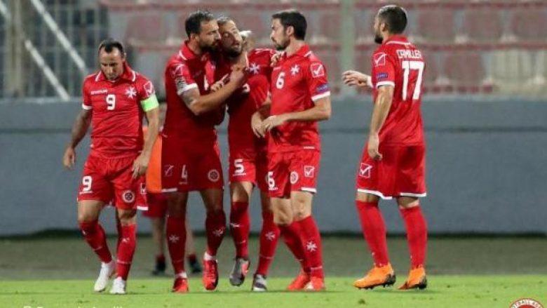 Malta kundërshtari i Kosovës që nuk ka fituar në gjashtë ndeshjet e fundit