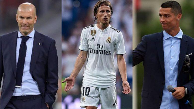 Modric: Nuk e kam pritur largimin e Ronaldos dhe Zidanes