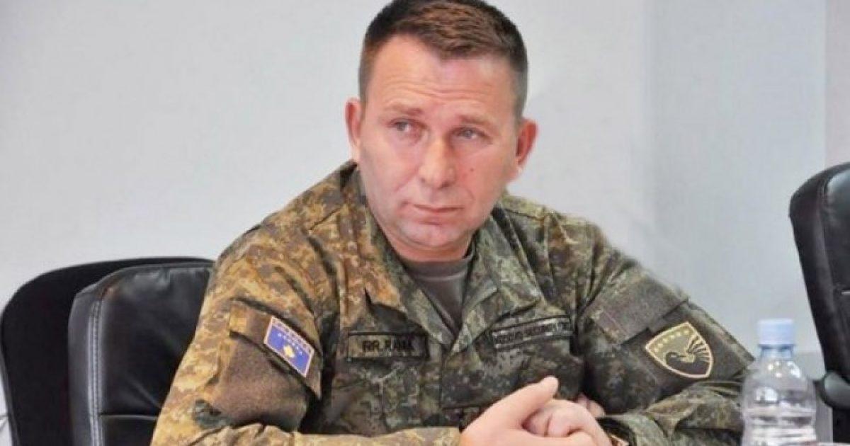 Komandanti i FSK-së, gjeneral Rama flet për formimin e Ushtrisë: Në NATO konsensusi është i pamundur