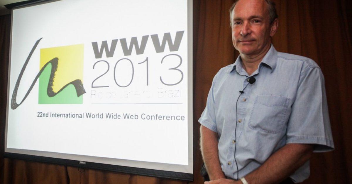 Themeluesi i World Wide Web shfaq planin për revolucionalizimin e internetit