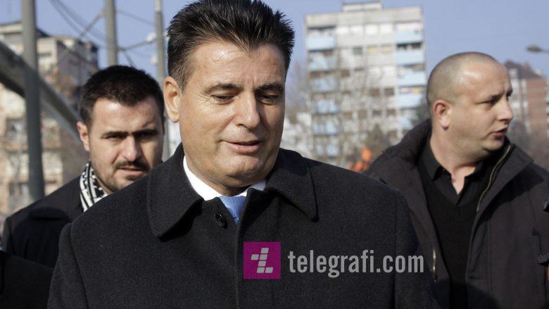 Kryetari i Mitrovicës, Agim Bahtiri