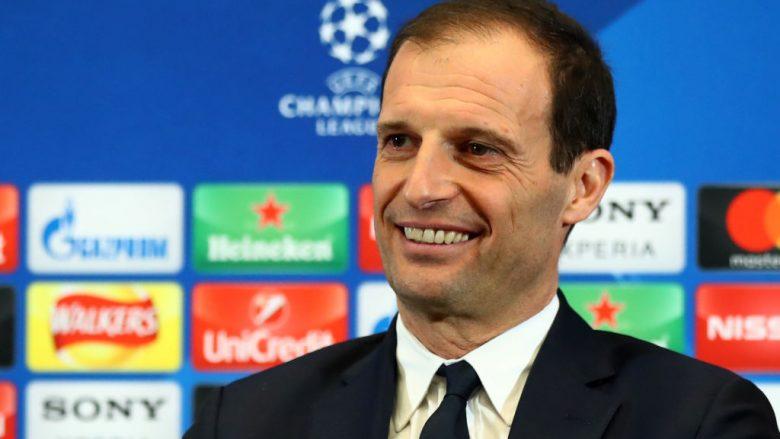 Allegri: Është koha që Juventusi të fitojë edhe në Evropë