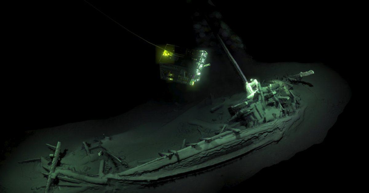 Shkencëtarët zbuluan mbetjet më të vjetra të anijeve