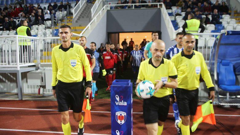 UEFA vazhdon t'i besojë gjyqtarëve nga Kosova, Besfort Kasumi drejton ndeshjen Rumani – Lihtenshtajn
