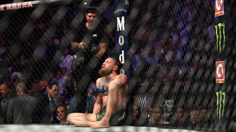 McGregor pezullohet për një muaj nga UFC-ja në baza mjekësore