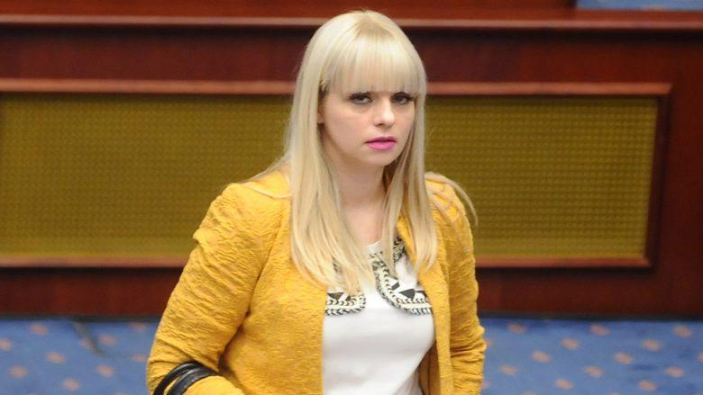 Deputetja e OBRM-PDUKM-së, Rangellova: Partia e izoluar është parti pa të ardhme