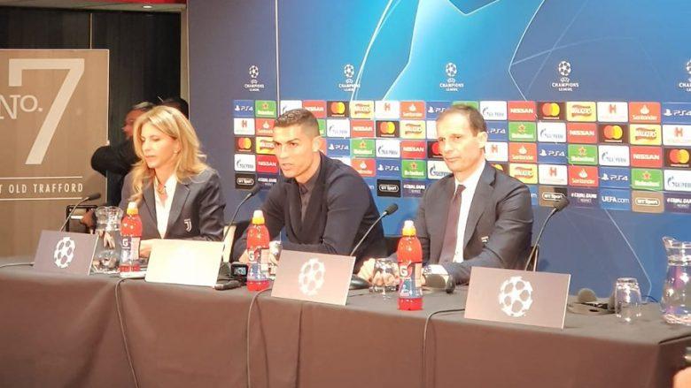 Allegri: Ndeshja me Manchester Unitedin do të jetë e vështirë