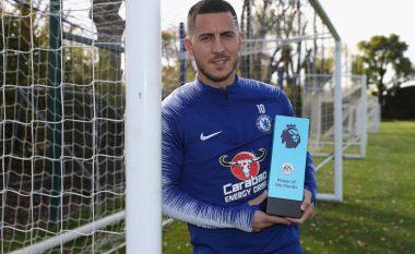 Chelsea gati ta bëjë Hazardin lojtarin më të paguar në Ligën Premier