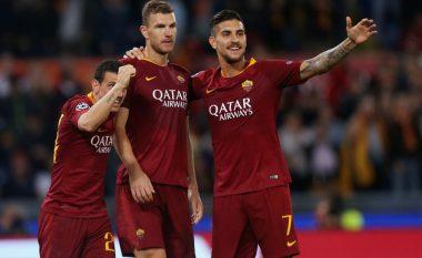 Notat e lojtarëve: Roma 3-0 CSKA, shkëlqen Dzeko