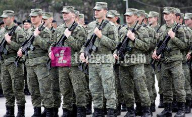 Kosova bëhet me USHTRI!
