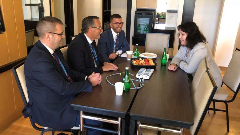 Mehmeti e Hamza takojnë drejtues të lartë të FMN-së